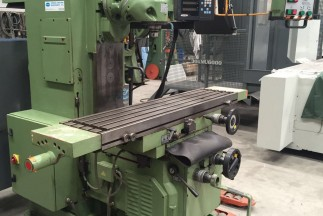 universal milling machines for machining growing needs