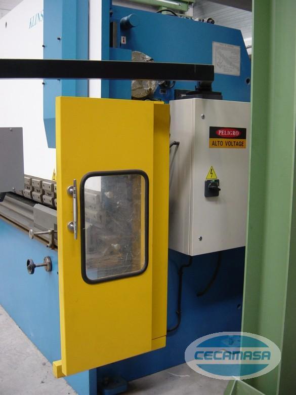 Plegadora hidráulica KLINSMAN RPP 125/320