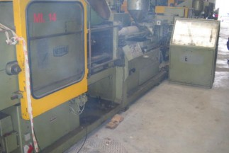 INJECTION MACHINE NETSTAL