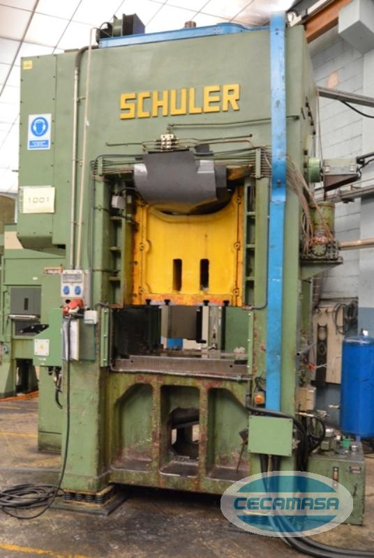 SCHULER PRESS