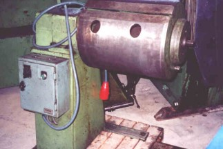 MOTORIZED WINDER OF 1 MANDREL LASA 10 CM-MA