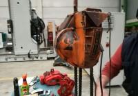 FENWICK electric hoist