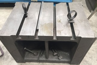 Cube table 650x950x650