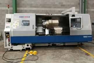 CNC-Drehmaschine DAEWOO PUMA 400 LMB