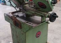 BAND SAW THOMAS MANUAL MODEL ZIP 290