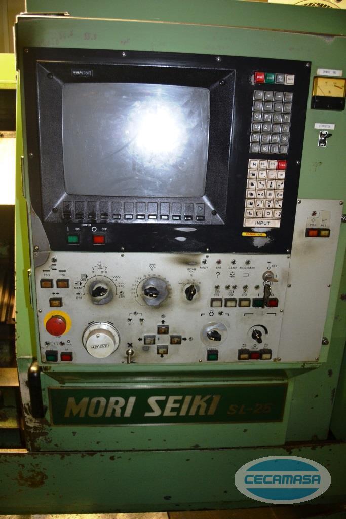 MORI SEIKI SL-25B CNC LATHE