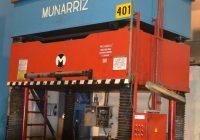 Drücken Sie Munarriz Retusche 4 Spalten und 125 Tn