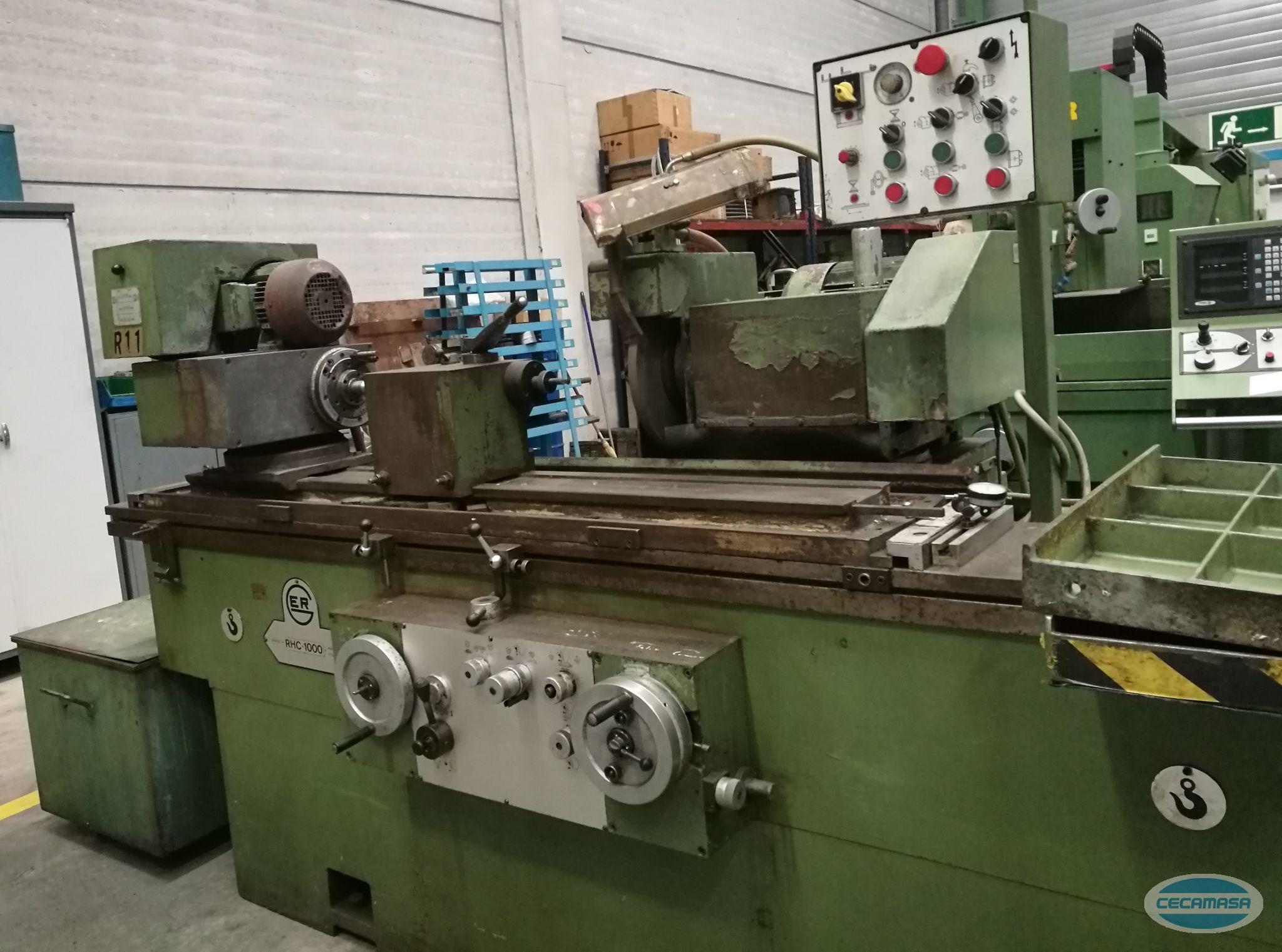 UNIVERSAL GRINDING MACHINE GER RHC 1000