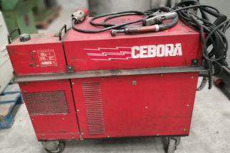 SOLDADURA CEBORA TIG STAR 251 AC DC