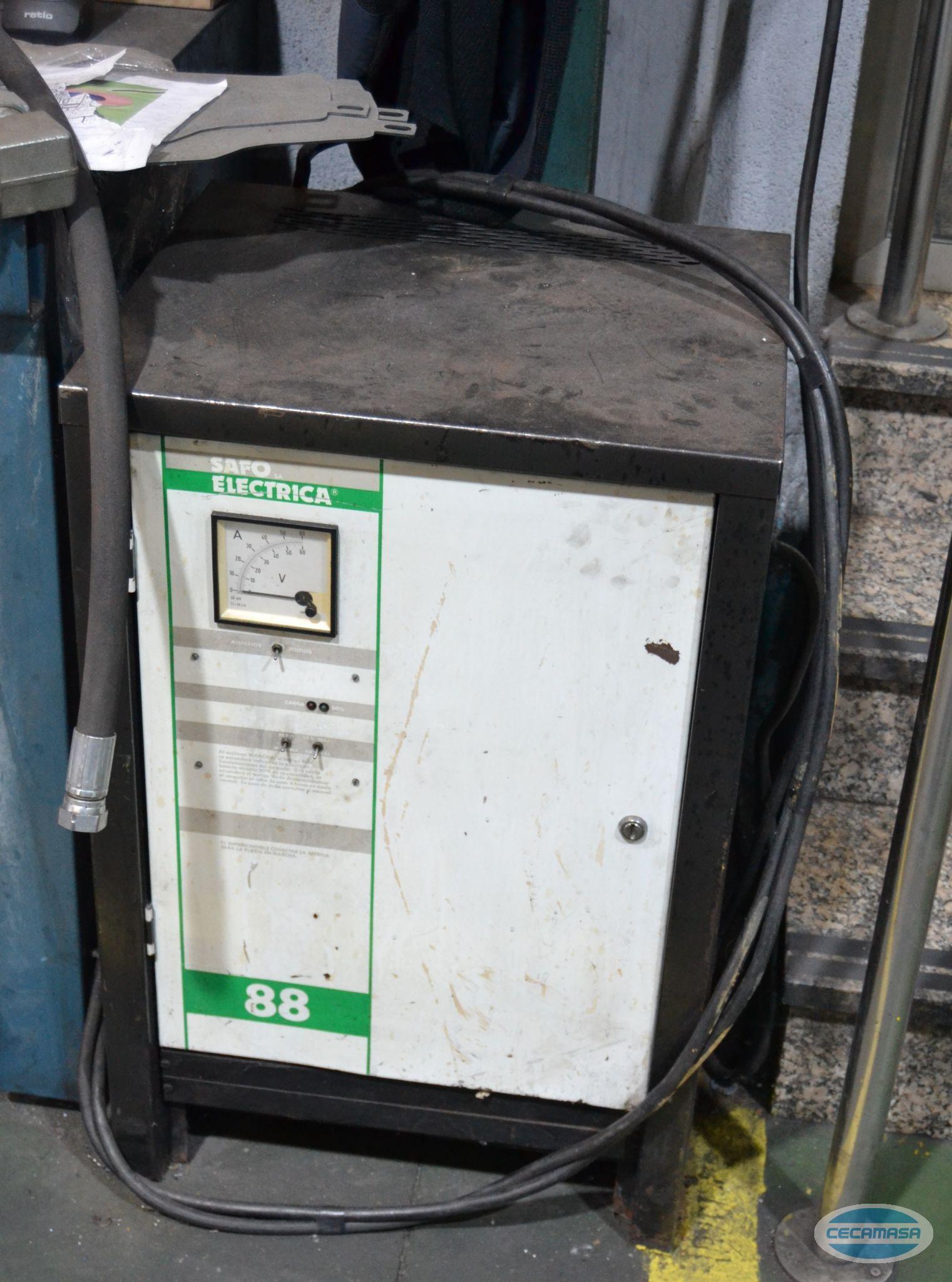 STILL R50-15 ELECTRIC FORKLIFT MODEL