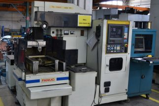 FANUC TAPE CUT W1 EDM wire