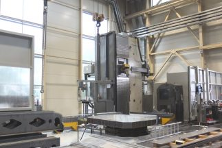 Used ZAYER 30KCU 16000 AR traveling column milling machine