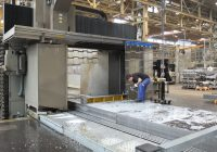 ZAYER KPCU 6000 AR MILLING MACHINE