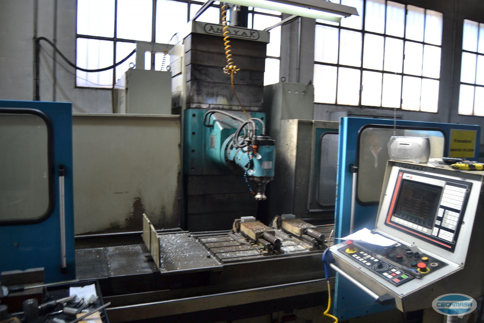 Fräsmaschine ANAYAK VH 2200