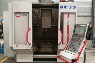 Centro de mecanizado CENTRO HERMLE C40U - 0
