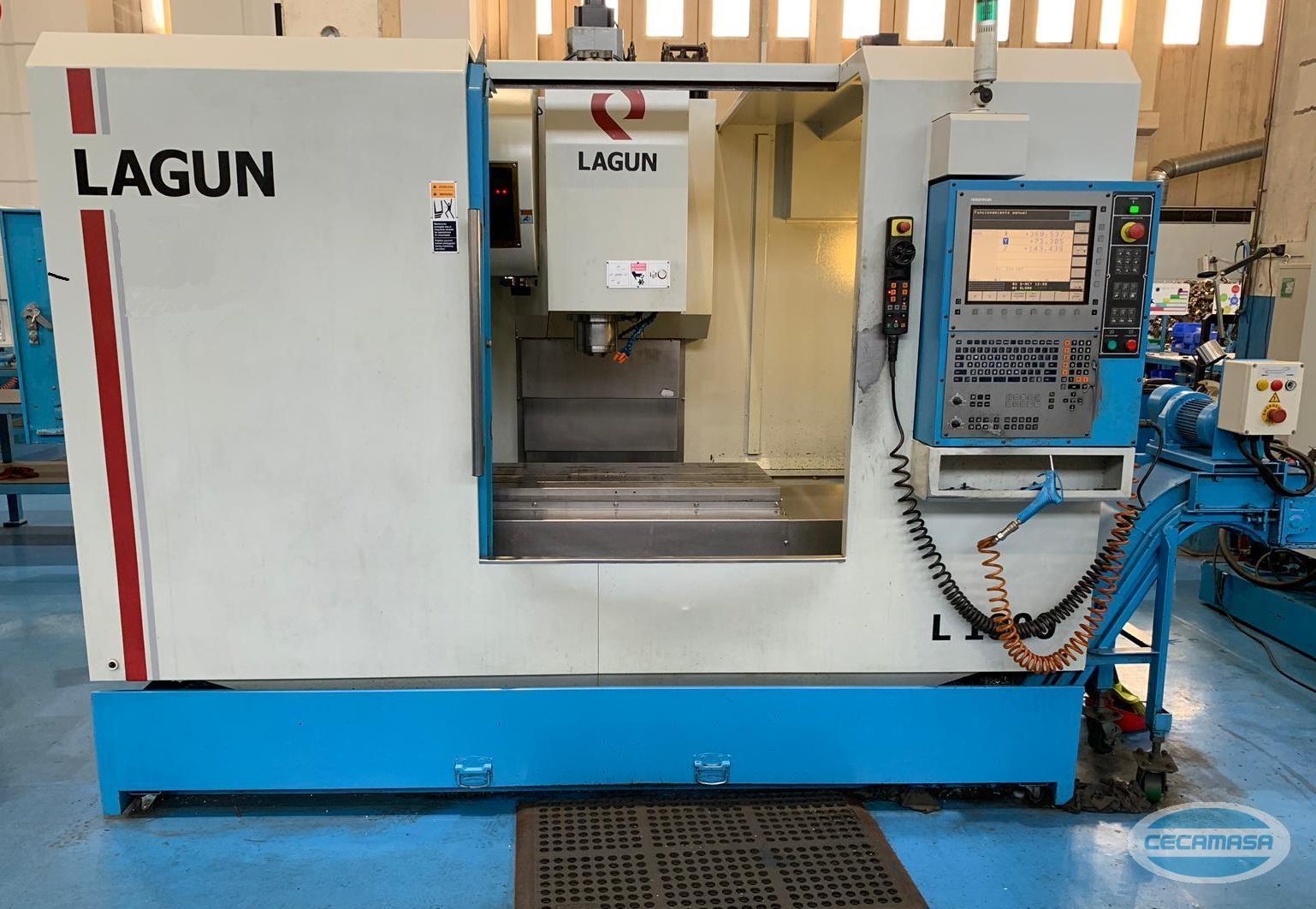 Bearbeitungszentrum LAGUN L-1000