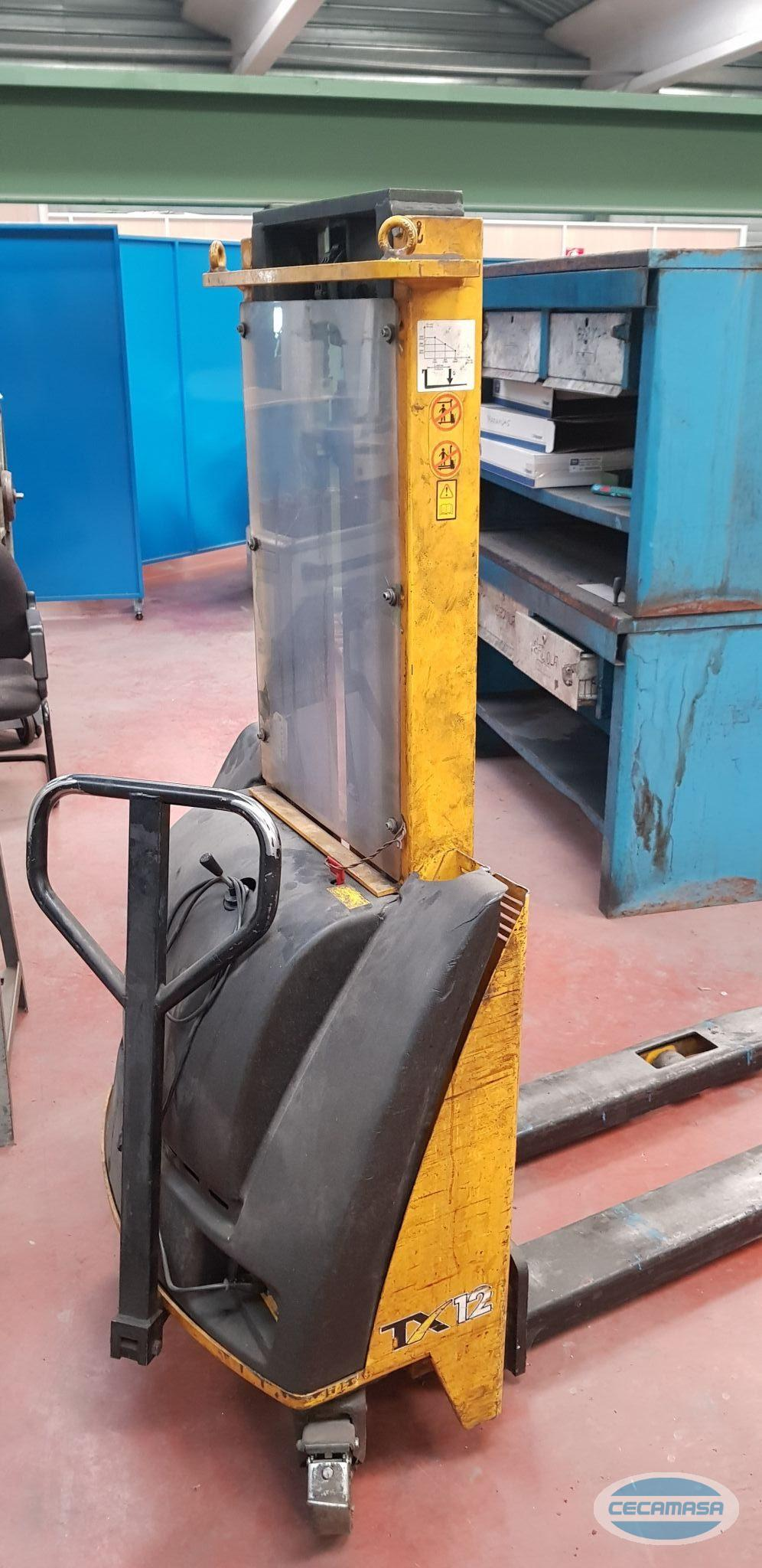 ELECTROMANUAL LIFT LIFTER TX12-25