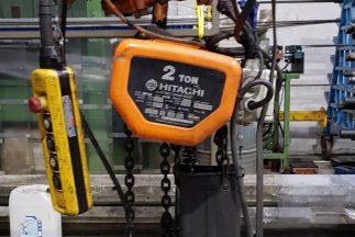 Hoist HITACHI 2000 kgs.