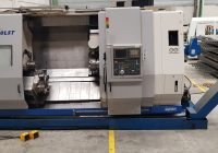 CNC LATHE DOOSAN PUMA MX 2500 LST SECOND HAND
