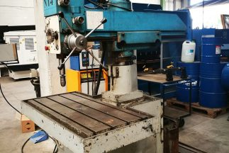 RADIAL DRILL USED IRSA RS32-800