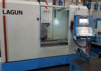USED LAGUN L1000 MACHINING CENTER