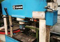 Prensa taller CAMP 30 toneladas de ocasión