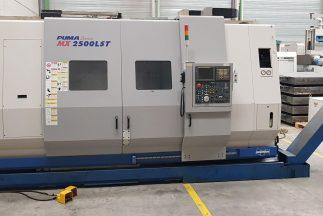 USED DOOSAN PUMA MX 2500 LST CNC LATHE