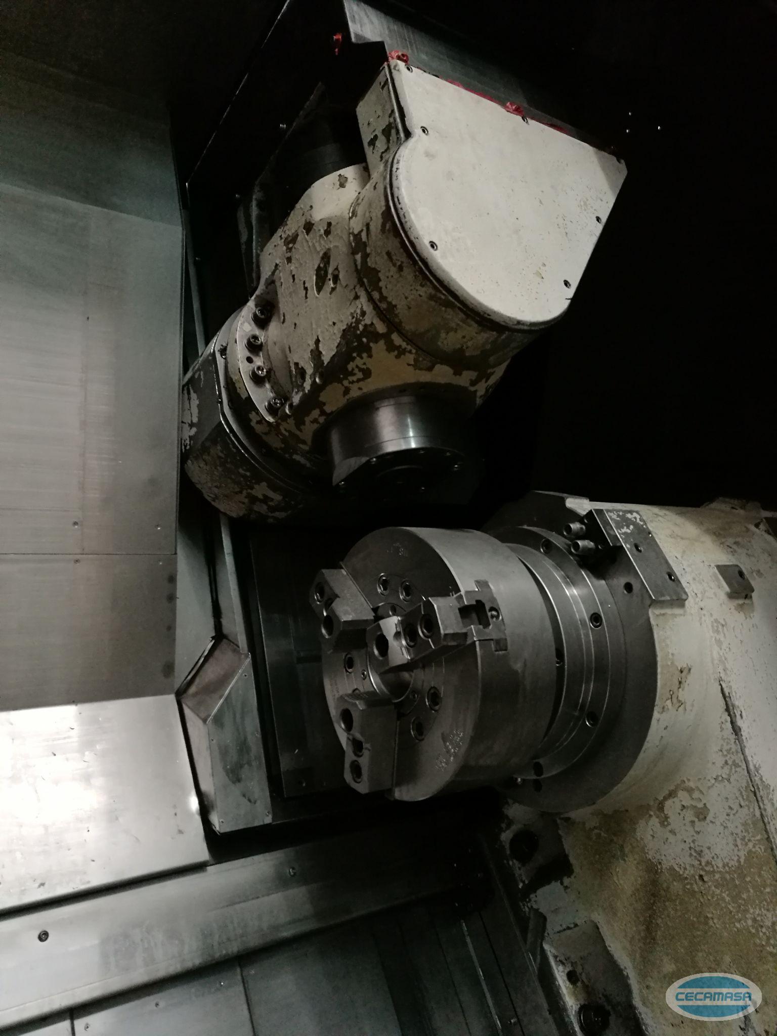 TORNO CNC DOOSAN PUMA MX 2500 LST DE OCASIÓN