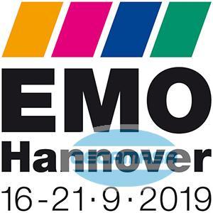 Logo EMO Hannover Messe 2019
