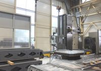 Second-hand ZAYER 30 KCU 16000 AR traveling column milling machine
