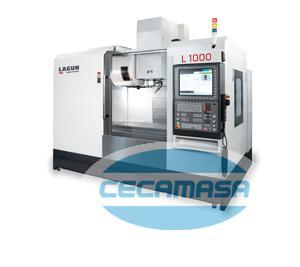 LAGUN L1000 VERTICAL MACHINING CENTER
