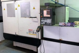ELECTROEROSION FANUC ROBOCUT ALPHA-1IB