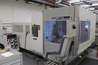 Bearbeitungszentrum DMU 80 P hi dyn