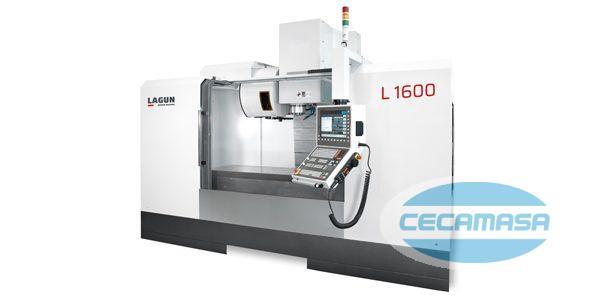 LAGUN L1600 machining center - CECAMASA