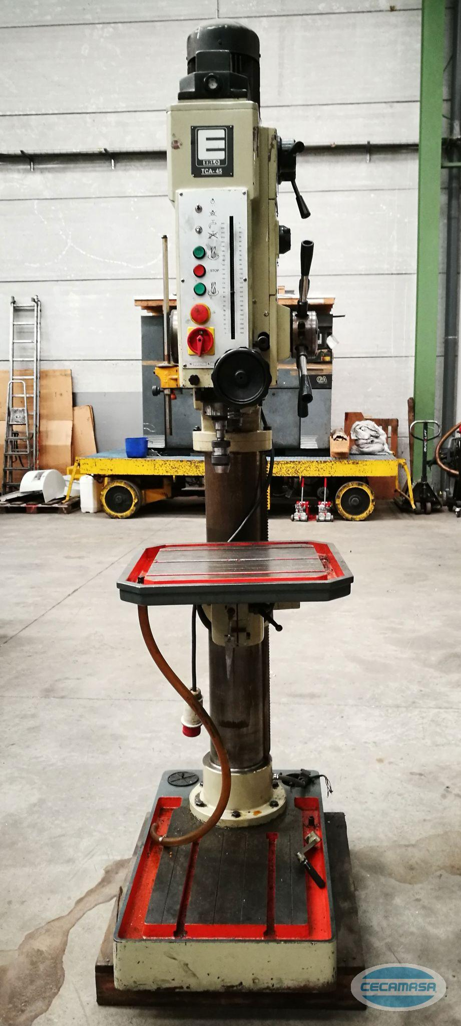 ERLO TCA-45 drilling machine