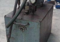 grupo hidraulico segunda mano