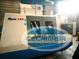 SECOND-HAND DAEWOO MYNX 540 MACHINING CENTER