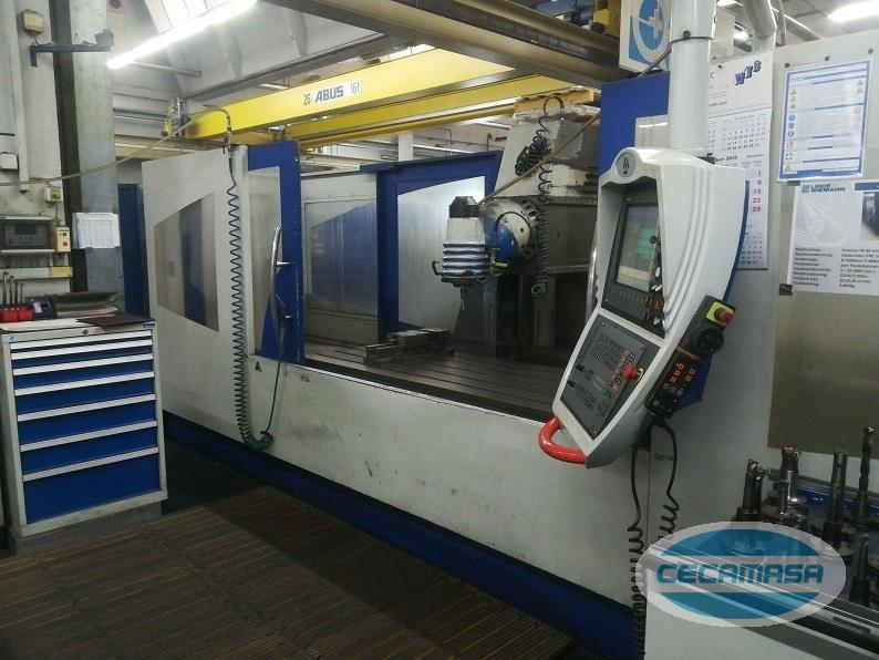 SECOND-HAND SORALUCE TA-A20 MILLING MACHINE