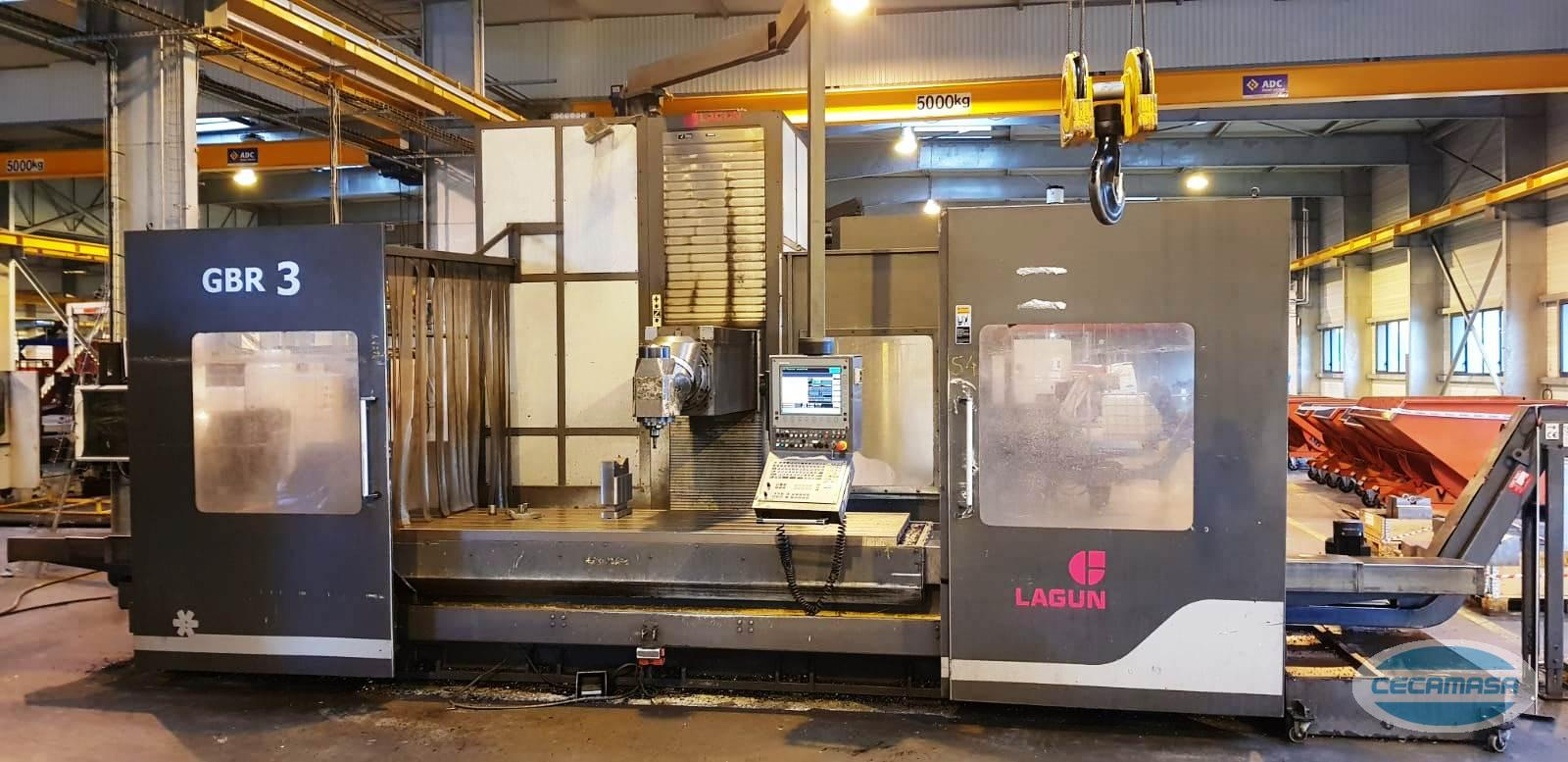Fräsmaschine LAGUN GBR 3
