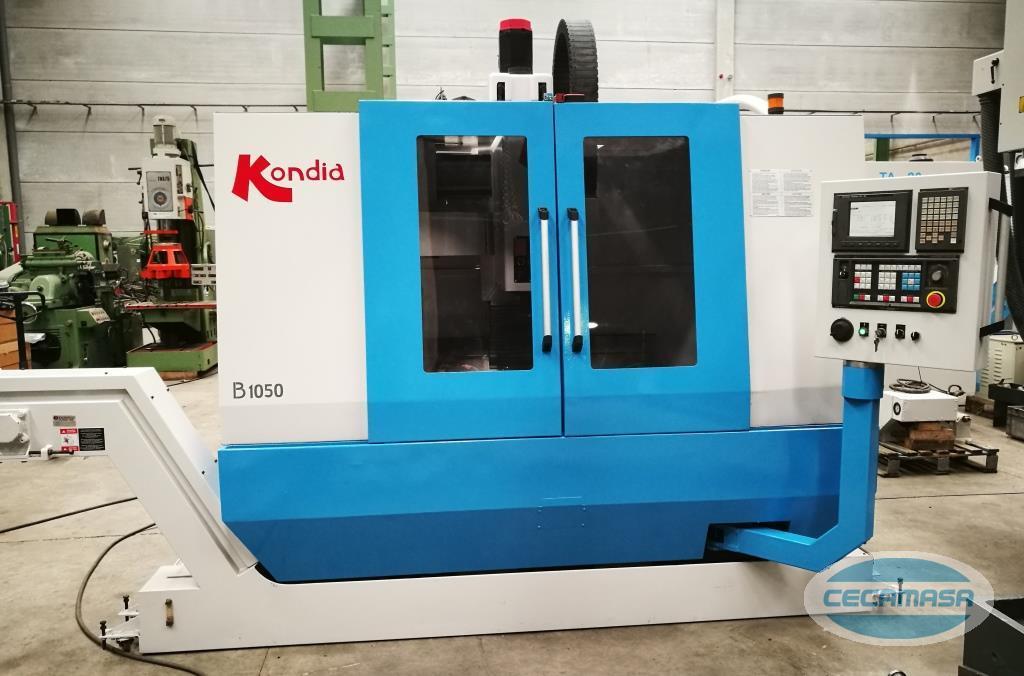 centro mecanizado KONDIA B-1050