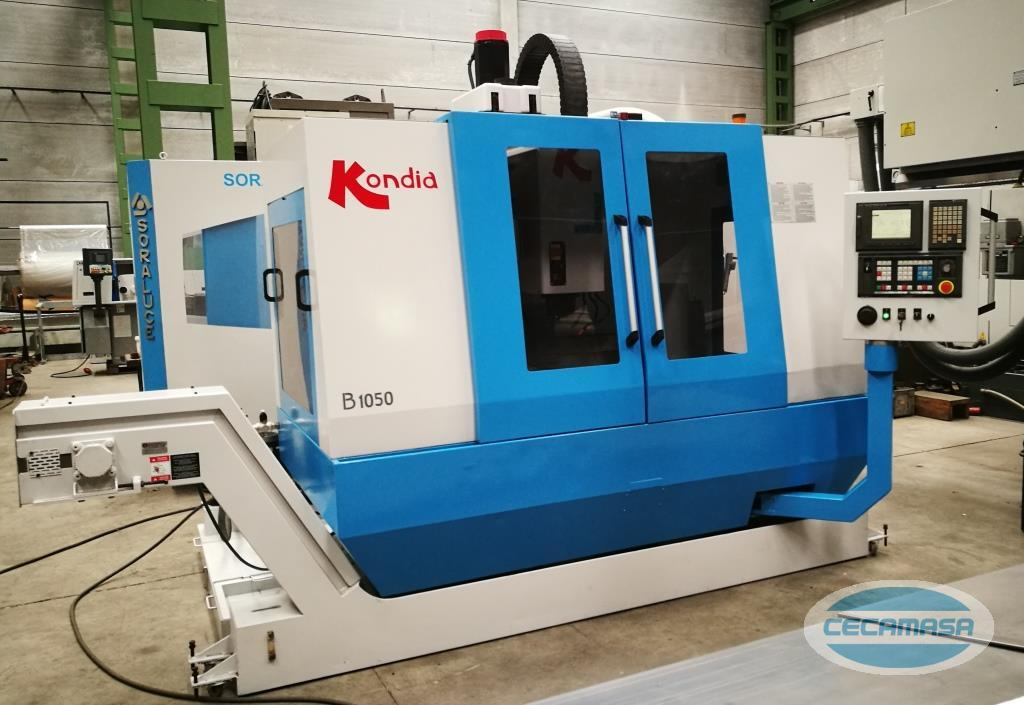 KONDIA B-1050 machining center
