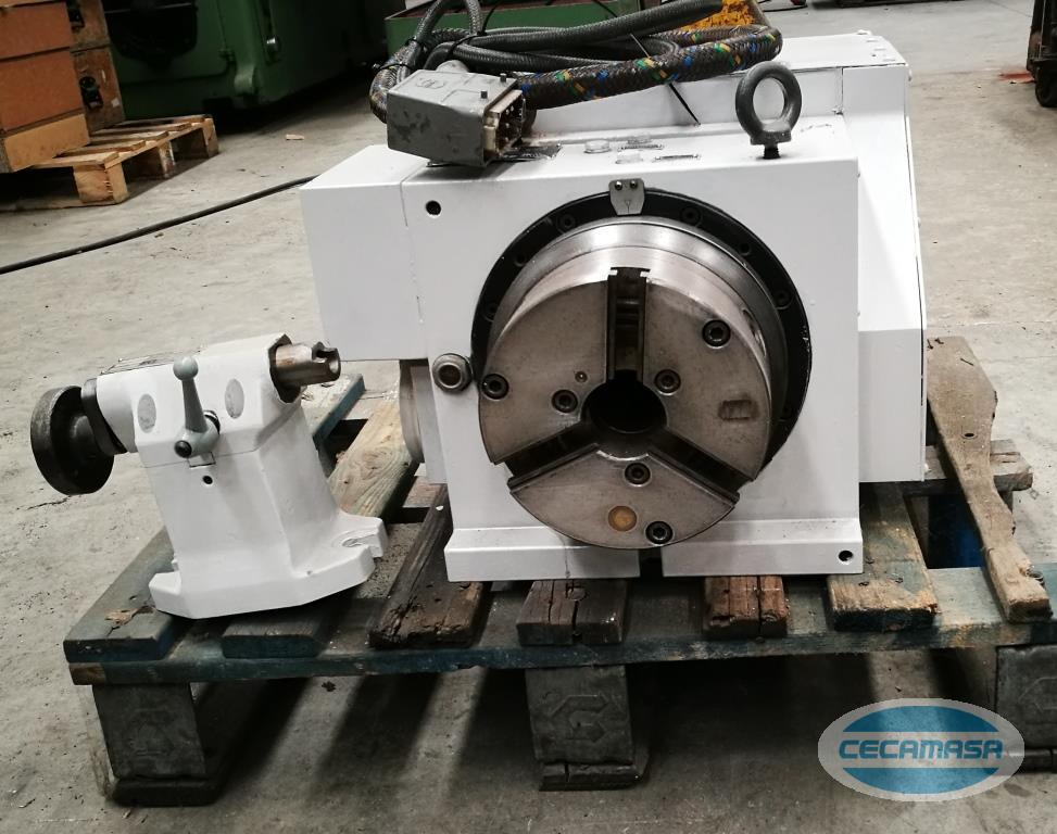 divider plate machining center