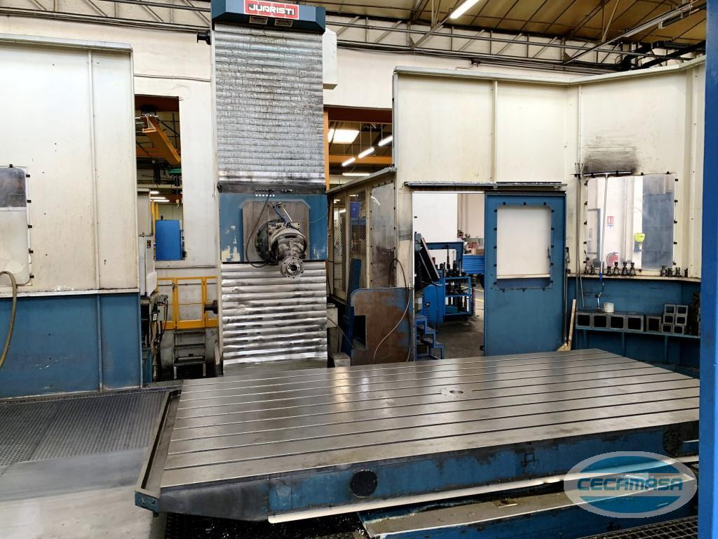 Second hand Juaristi TS5 boring machine