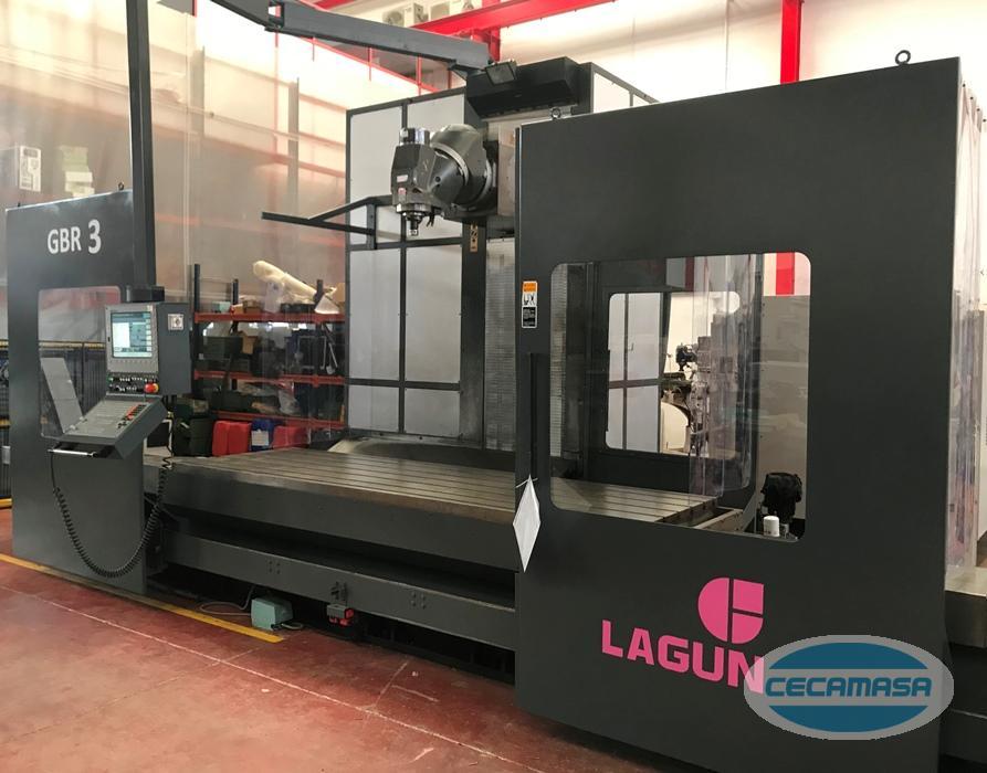Fräsmaschine LAGUN GB3