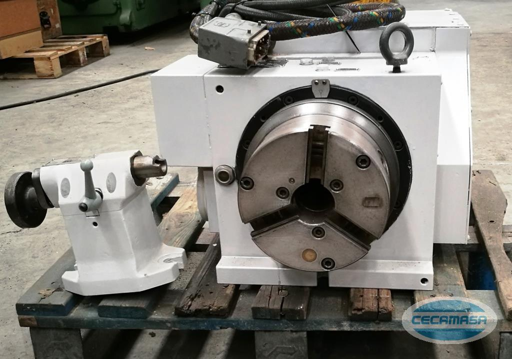 1 axis rotary table