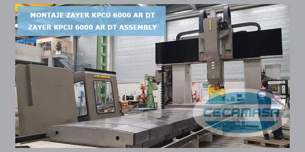 zayer kpcu 6000 ar dt milling machine