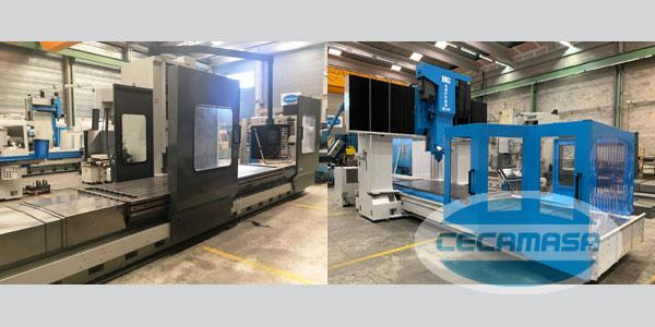 second hand correa milling machines
