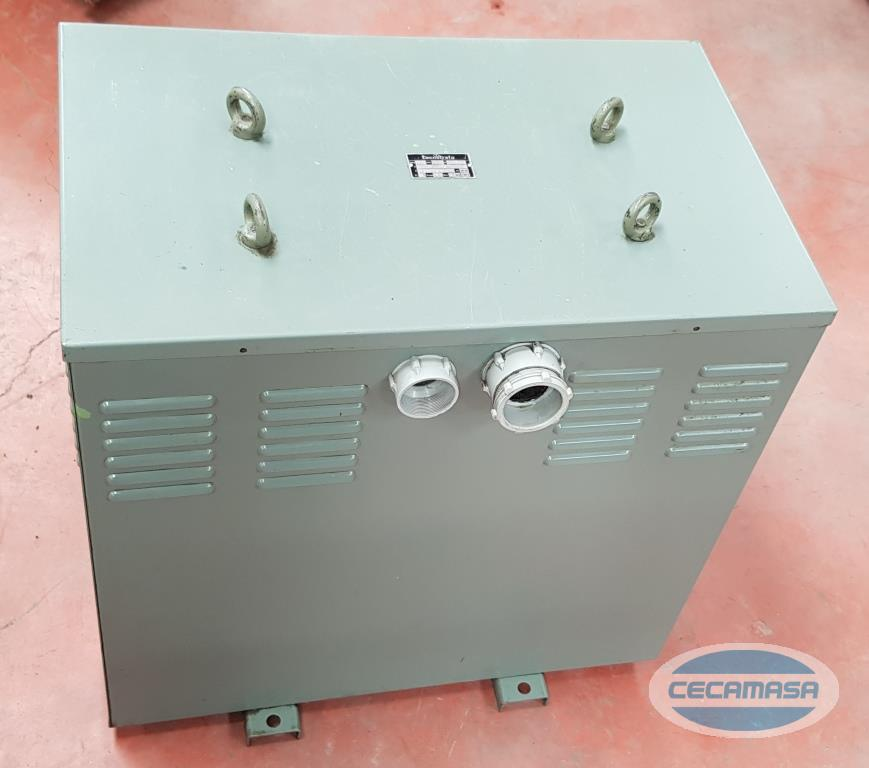 transformador TECNOTRAFO 80 kVA