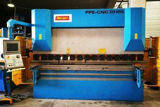 Blecken PPE-CNC 30160 press brake