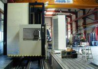 mobile säulenfräsmaschine soraluce fs 8000
